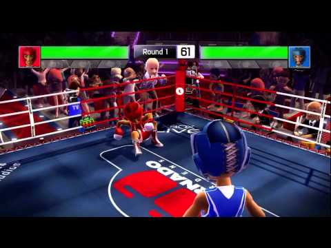 kinect sports boxing xbox live gameplay