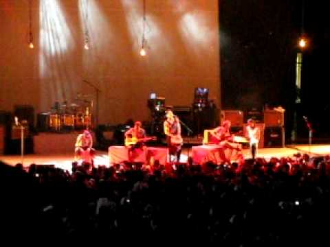 DIG-Incubus-Live Acoustic @ Comcast Center Mansfield, MA 8-1-09