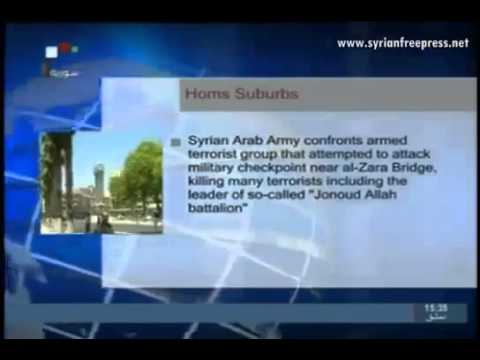 BBC News   Syria crisis  Chemical weapons equipment destroyed   OPCW BBC News Today New HD