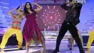 Harbhajan Singh Dancing - Chalo Ishq Ladaye.mp4