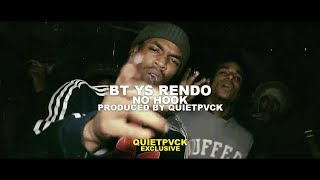 #410 (BT, YS & Rendo) - No Hook [Prod. QUIETPVCK] (Music Video)