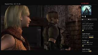 Light's  Resident evil 4 gameplay normal