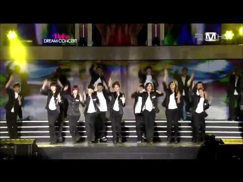 T-ARA Roly Poly [Hallyu Dream Concert 2011] [HD]