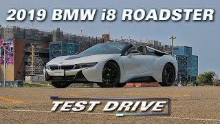 REVIEW - The 2019 BMW i8 ROADSTER