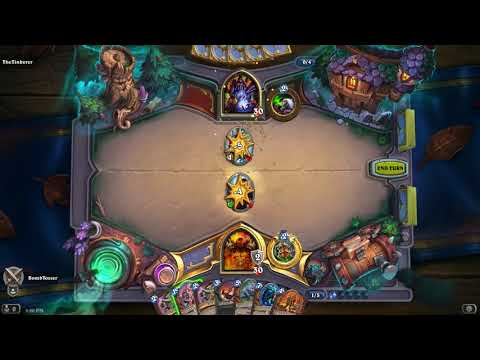 New Hearthstone Card Animations from The Witchwood