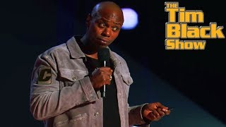 Dave Chappelle Tries to Educate Poor White People