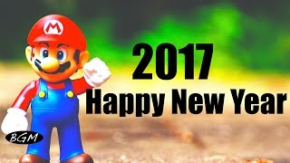 HAPPY NEW YEAR 2017!! Super Mario Music Cover