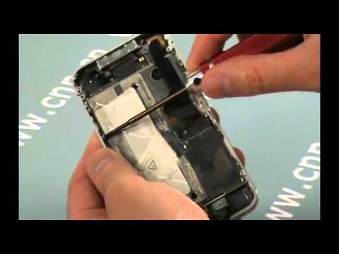 Video Hướng dẫn tháo lắp máy Iphone 4.flv