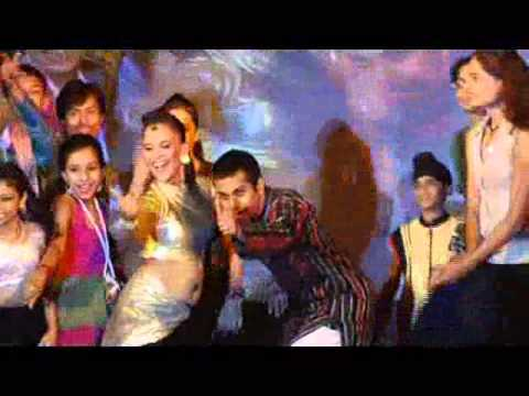 Did Fame Siddhesh Dance With Mridul Gupta And My Team Spirit Movements Club video