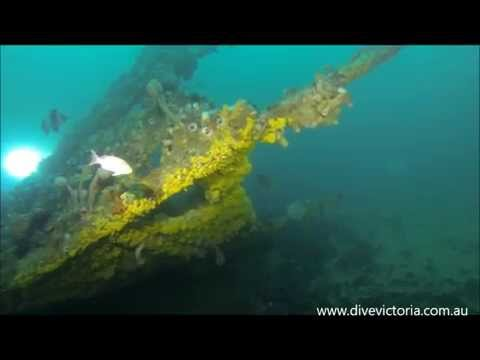 Coogee wreck