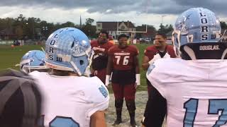 Sights and sounds from Muskegon's 55-35 win over Mona Shores in 2018 showdown