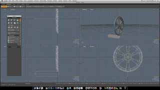 Modo Tutorial - Alloy Wheel