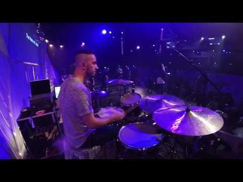 Hillsong Worship - What A Beautiful Name - (Live) Drum Cover - Jordan Feliz Opener thumbnail