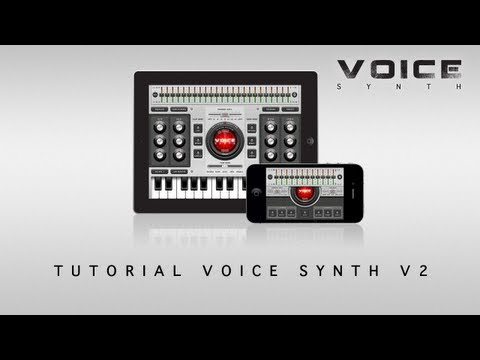 Qneo - Voice Synth 2.0 : Tutorial