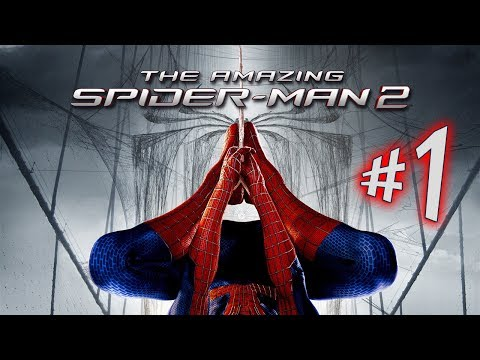 The Amazing Spider-Man 2 - Parte 1: Quem Matou o Tio Ben? [ Playstation 4 - Playthrough ]
