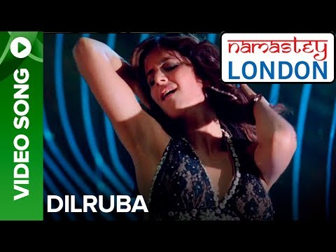 Katrina Kaif in song Dilrooba - Namastey London