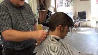 NEW CUT NEW MAN FORWARD HAIR STYLE ! 19:21