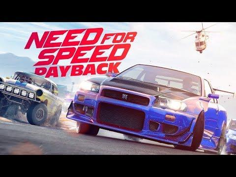 Need For Speed: Payback - так говно или что? Про геймплей в открытом мире и сюжет.