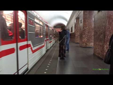 მეტრ� თბილისში - The Metro in Tbilisi, Georgia 2017
