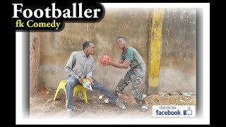 FOOTBALLER, fk Comedy.  Funny Videos-Vines-Mike-Prank-Fails, Try Not To Laugh Completion.