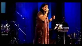 Paadariye padippariye by Harini - The Mementos concert