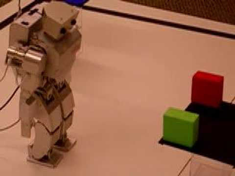 Direct Brain Control of a Humanoid Robot