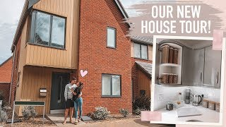 OUR NEW HOME! · EMPTY HOUSE TOUR | Emily Philpott