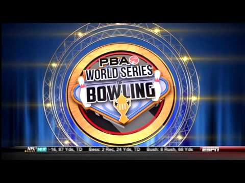 2011 GEICO World Bowling Tour Finals   Womens Match 01