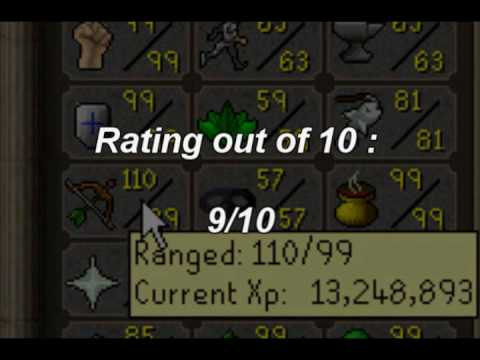 Runescape Ultimate 99 Range Guide