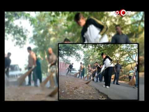 Amitabh Bachchan joins 'Clean India Campaign' for PM Narendra Modi
