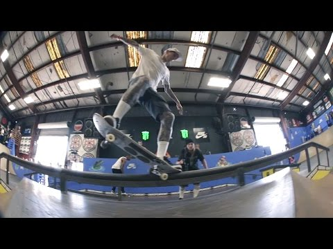 Ryan Sheckler: 3-Piece | Independent Trucks | Tampa Pro