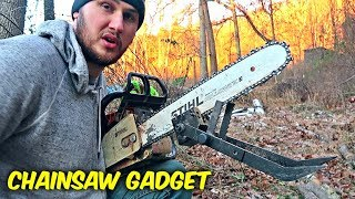 Every Chainsaw Should Have This Gadget!