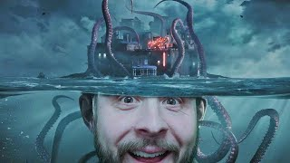 Real Big Fish - The Sinking City Funny Moments