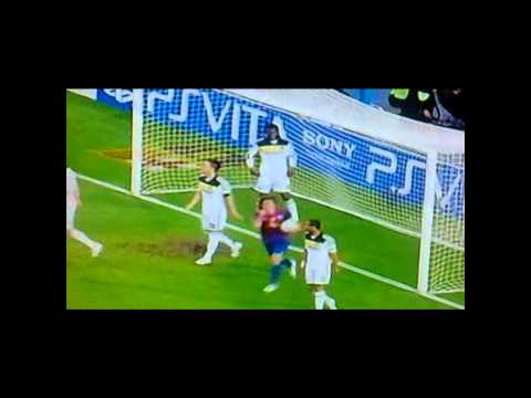 Barcelona Vs Chelsea- 2-2 Partido De Vuelta video