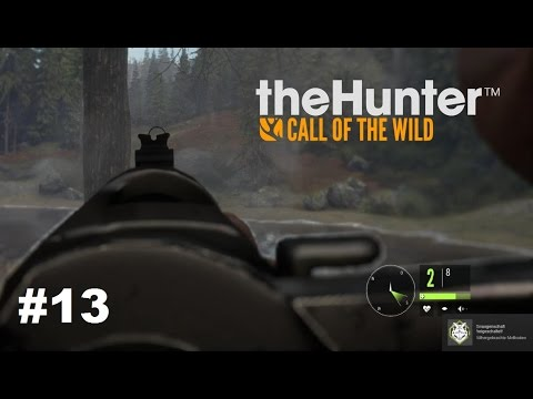 theHunter Call of the Wild - Verbuggter Tim und Tiere #13