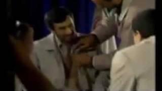 مصاحبه بعد از کون دادن Ahmadinejad ist Schwul