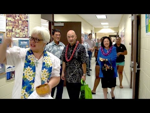 Kauai Community College high-tech dream a reality thanks to Senator Inouye