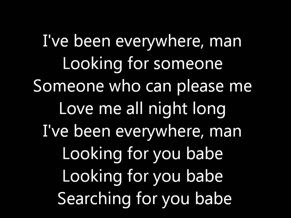 Rihanna - Where Have You Been (Lyrics) - YouTube
