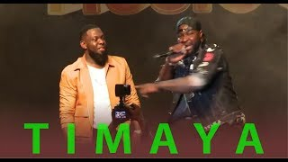 TIMAYA LATEST LIVE PERFORMANCE | GloMega Music Lagos 2017