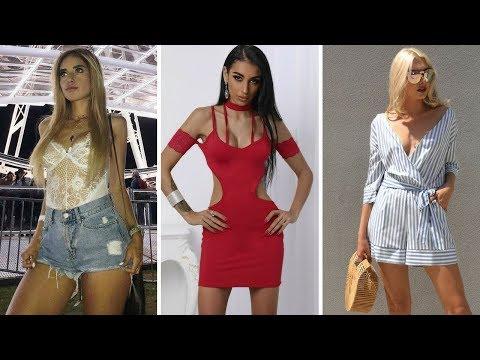 Stylish Summer fashion style -  Fashion designer Street style