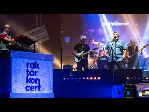 RAKTÁRKONCERT / Behind the scenes: Dinamit