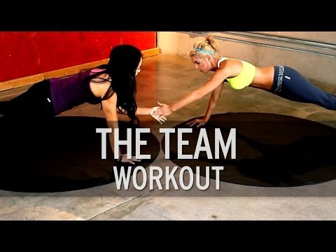 XHIT: The Team Workout