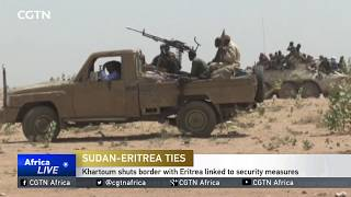 Khartoum's move to shut border with Eritrea linked to security measures