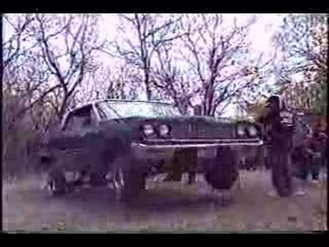 1964 Impala lowrider Video