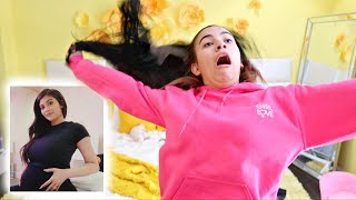 Reacting to Kylie Jenner's pregnancy video, To Our Daughter.