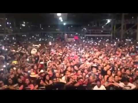 Soy De Rancho En Vivo En El Rodeo Zuazua Arena Monterrey