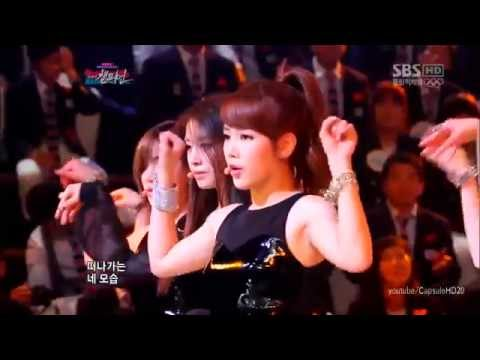 120728 T-ara [티아라] - Day By Day  Sbs 2012 London Olympic We Are The Champion Concert video
