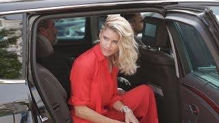 Musique Pub Dessange - Wavy Glamour Blond Californien - Alice Taglioni