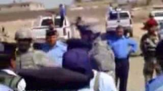 Iraqi Police Get A Motivational Speaker To Get Them Pumped Up Vidmax com
