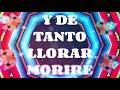 Los Vasquez de Llorarei (Lyric Video)